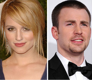 Dianna Agron and Chris Evans Dating?