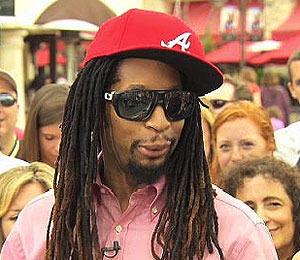 Lil Jon Gets Frank on Meat Loaf Explosion