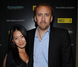 Nic Cage Argued with Wife in Tattoo Shop Before Arrest