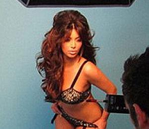 Extra Scoop: Kim Kardashian Strips Down for Sizzling Cosmo Photoshoot!