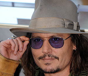 Johnny Depp: My Kids Think 'Iron Man' is Cooler than Jack Sparrow