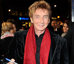 Barry Manilow Waited 10 Years for '15 Minutes'