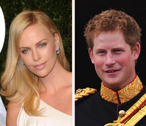 Extra Scoop: Prince Harry and Charlize Theron Caught Chatting It Up at Polo…