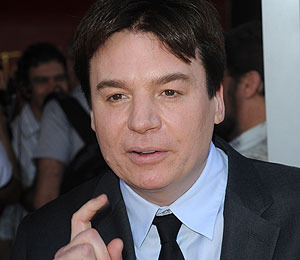 Mike Myers to Be a Dad... Excellent!