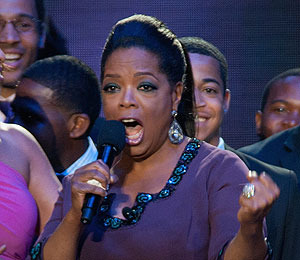 Oprah's Most Memorable Celebrity Guests!