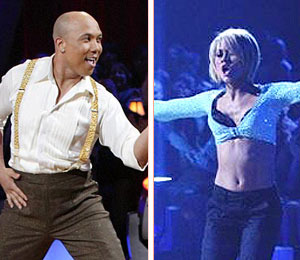 Extra Scoop: 'DWTS' Recap: Chelsea and Hines Tie for the Top Spot