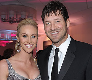 Tony Romo Ties the Knot with Candace Crawford
