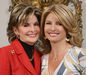 Gloria Allred and Lisa Bloom's Mother/Daughter Debate at The Grove