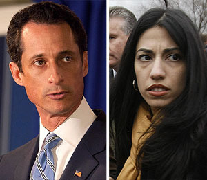 Anthony Weiner's Wife Expecting