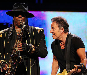 Springsteen Band Mate Clarence Clemons Suffers Stroke