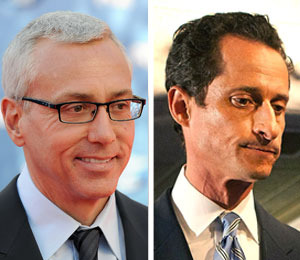 Extra Scoop: Dr. Drew: Weiner's Decision to Seek Treatment 'Is Very Good News'