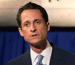 Weiner Says He Will Step Down