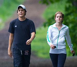 Emma Watson Denies Rumor She's Dating Co-Star