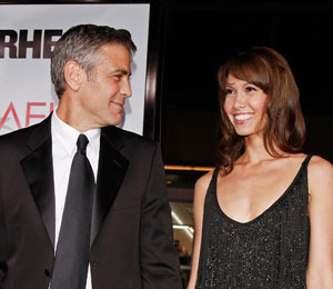 George Clooney is a Lovin' Man