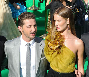 LaBeouf on Whiteley's Transformation: 'She is Incredible'