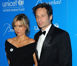 David Duchovny and Tea Leoni Have Separated