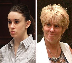 Casey Anthony Refuses to See Her Mother