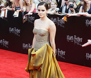 'Harry Potter's' Last Premiere, and Emma Watson's Secret Obsession