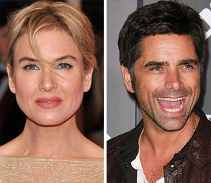 New Couple Alert? Renee Zellweger and John Stamos