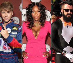 2011 ESPY Photos: All the Crazy Outfits!
