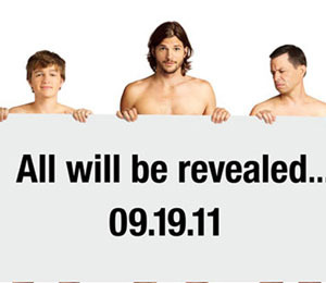 First Pic! Ashton Kutcher's Naked Cover Up for 'Men'