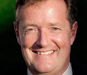 Piers Morgan on UK Hacking Scandal: 'Smearing My Good Name!'