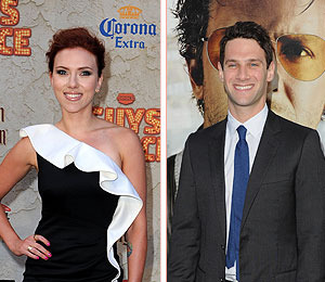 Extra Scoop: Is Scarlett Johansson Dating Justin Bartha?