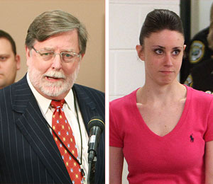 Wife of Casey Anthony Attorney Calls 911 Over Death Threats