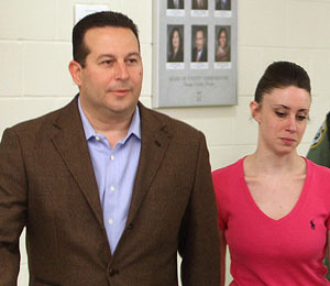 Casey Anthony's Lawyer Close to Signing Book Deal?