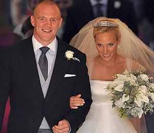 Photos! Queen Elizabeth's Granddaughter Weds in Scotland