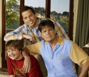 Extra Scoop: 'Two and a Half Men' Premiere -- RIP Charlie Harper
