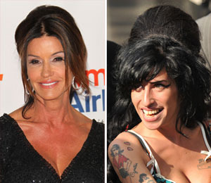 Janice Dickinson on Amy Winehouse: 'She Was Desperate'