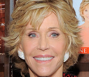 Jane Fonda on Staying Young: 'It's About Attitude'