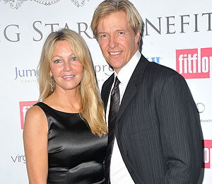 Heather Locklear and Jack Wagner are Engaged!