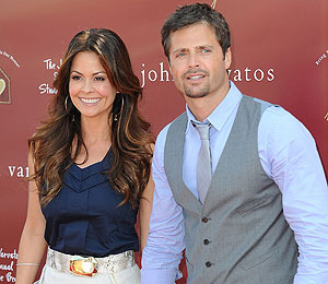Report: Brooke Burke and David Charvet Wed