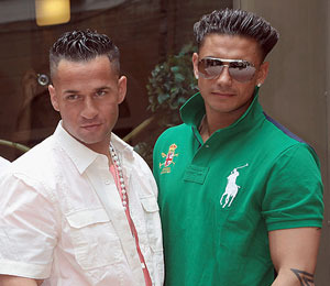Switcheroo -- The Situation and Pauly D Bitch at Fitch Pitch