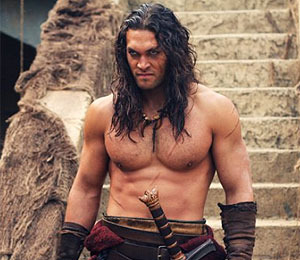 'Conan' Fights, Colin's 'Fright' at the Movies This Weekend
