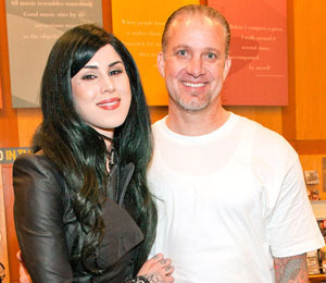 Kat Von D: Goodbye 'L.A. Ink,' Hello Jesse James!