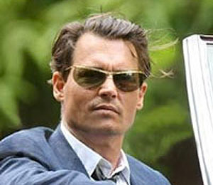 Trailer! Johnny Depp in 'The Rum Diary'