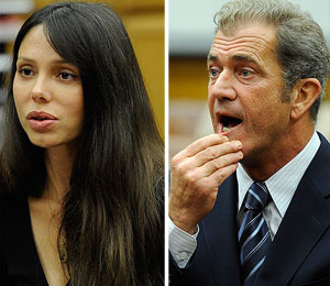 Oksana Loses Money in Settlement with Mel Gibson