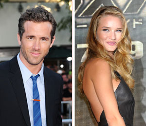 Extra Scoop: Ryan Reynolds and Rosie Huntington-Whiteley in New Fashion Ad