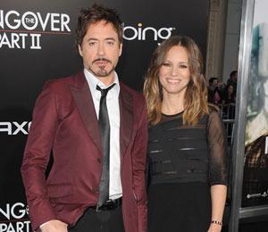 Robert Downey Jr., Iron Dad