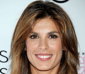 Elisabetta Canalis on 'DWTS' Romance Rumors with Val