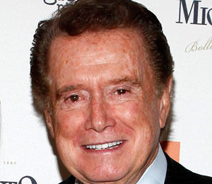 Regis Philbin's 'Live' Countdown and His Next Top Secret Move