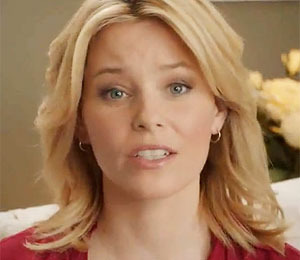 Video! Elizabeth Banks Has 'Just a Little Heart Attack'