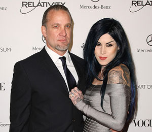 Kat Von D and Jesse James Head to Splitsville... Again