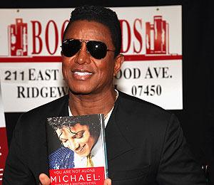 Jermaine Jackson Says Prince Michael Showing Signs of Vitiligo