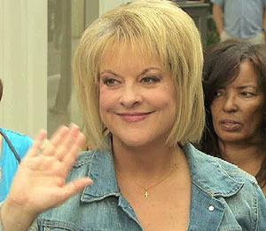Nancy Grace to Kim K's 'H8R': 'Get Over It!'