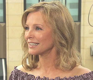 Cheryl Ladd Shares Beauty Secrets at The Grove