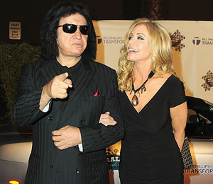 Gene Simmons Marries Shannon Tweed